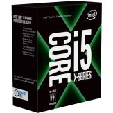 Intel Core i5 7640x Kaby Lake-X - 4.0 GHz - 4 Kerne - 4 Threads - 6 MB Cache-Speicher - LGA 2066 Socket - Box