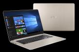 "ASUS VivoBook S15 S510UQ BQ189T - 39.62 cm (15.6"") - Core i5 7200U - 8 GB RAM - 128 GB SSD + 1 TB HDD - NVIDIA GeForce 940MX - Windows 10 Home"