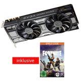 EVGA GeForce GTX 1070 SC GAMING ACX 3.0 Black Edition Black Edition - Grafikkarten - GF GTX 1070 - 8 GB GDDR5 - PCIe 3.0 x16 - DVI - HDMI - 3 x Disp.