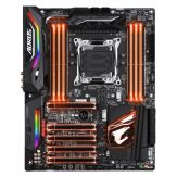 GIGABYTE X299 AORUS Gaming 7 Mainboard - Intel X299 - Intel LGA2066 socket - DDR4 RAM - ATX