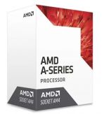 AMD A12 9800 - 3.8 GHz - 4 Kerne 2 MB Cache-Speicher - Socket AM4 - Box - Radeon R7 Series Graphics