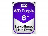 """WD Purple Surveillance Hard Drive WD60PURZ Festplatte - 6 TB - intern - 8.9 cm (3.5"""") - SATA 6Gb/s - 5400 rpm - Puffer: 64 MB"""