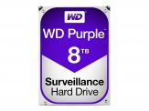 """WD Purple Surveillance Hard Drive WD80PURZ Festplatte - 8 TB - intern - 8.9 cm (3.5"""") - SATA 6Gb/s - 5400 rpm - Puffer: 128 MB"""