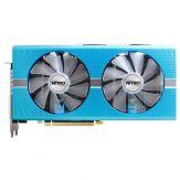 Sapphire NITRO+ RX 580 - Special Edition Grafikkarten - Radeon RX 580 - 8 GB GDDR5 - PCIe 3.0 x16 - DVI - 2 x HDMI - 2 x DisplayPort - Metallisch Blau