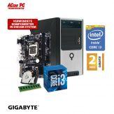 ACom Intel STARTER 120-G7 - ohne Win - Intel Core i3-7100 - 4 GB RAM - 1 TB HDD - DVD-Brenner - Intel HD 530 - USB 3.0 - 350 Watt