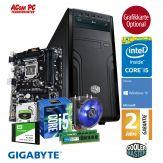 ACom Winter Special G7 i5-7500 - Win 10 -  Intel Core i5-7500 - 8 GB RAM - 240 GB SSD + 2 TB HDD - Grafikkarte Optional - 550 Watt - WLAN