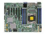 Supermicro X10SRH-CF - Motherboard ATX - LGA2011-v3-Sockel - C612 - USB 3.0 - 2 x Gigabit LAN - 8 Port-SAS3-Controller - Onboard-Grafik