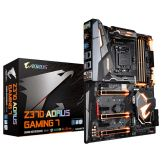 Gigabyte Z370 AORUS Gaming 7 - 1.0 Motherboard - ATX - LGA1151 Socket - Z370 - USB 3.1 - 2 x Gb LAN - Onboard-Grafik (CPU erforderlich) - HD Audio
