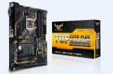 ASUS TUF Z370-PLUS GAMING - Motherboard ATX - LGA1151 Socket - Z370 - USB 3.1 - Gb LAN - Onboard-Grafik (CPU erforderlich) - HD Audio (8-Kanal)