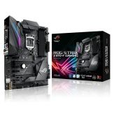 ASUS ROG STRIX Z370-F GAMING - Motherboard ATX - LGA1151 Socket - Z370 - USB 3.1 - Gb LAN - Onboard-Grafik (CPU erforderlich) - HD Audio (8-Kanal)