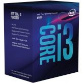 Intel Core i3-8100 (Coffee Lake) - 3.6 GHz - 4 Kerne - 4 Threads - 6 MB Cache-Speicher - LGA1151 Socket - Box