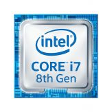 Intel Core i7-8700K (Coffee Lake) - 3.7 GHz - 6 Kerne - 12 Threads - 12 MB Cache-Speicher - LGA1151 Socket - Tray