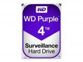 """WD Purple Surveillance Hard Drive WD40PURZ Festplatte - 4 TB - intern - 8.9 cm (3.5"""") - SATA 6Gb/s - 5400 rpm - Puffer: 64 MB"""