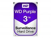 """WD Purple Surveillance Hard Drive WD30PURZ Festplatte - 3 TB - intern - 8.9 cm (3.5"""") - SATA 6Gb/s - 5400 rpm - Puffer: 64 MB"""