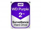"""WD Purple Surveillance Hard Drive WD20PURZ Festplatte - 2 TB - intern - 8.9 cm (3.5"""") - SATA 6Gb/s - 5400 rpm - Puffer: 64 MB"""