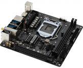 ASRock Z370M-ITX/ac - Motherboard Mini-ITX - LGA1151 Socket - Z370 - USB 3.1 - Bluetooth - 2x Gb LAN - Wi-Fi - Onboard-Grafik (CPU erforderlich)