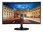 "Samsung CF390 Series C24F390FHU LED-Monitor - gebogen - 59.8 cm (23.5"") - 1920 x 1080 Full HD - VA - 250 cd/m² - 3000:1 - 4 ms - HDMI - VGA"