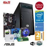 ACom Winter Special G7 i5-7500 - Win 10 - Intel Core i5-7500 - 8 GB RAM - 240 GB SSD + 2 TB HDD - 600 Watt Netzteil - Grafikkarte optional