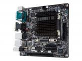 Gigabyte GA-J3455N-D3H - 1.0 - Motherboard Mini-ITX - Intel Celeron J3455 - USB 3.1 Gen 1 - 2 x Gigabit LAN - Onboard-Grafik - HD Audio (8-Kanal)