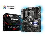 MSI Z370 TOMAHAWK - Motherboard ATX - LGA1151 Socket - Z370 - USB 3.1 - Gigabit LAN - Onboard-Grafik (CPU erforderlich) - HD Audio (8-Kanal)