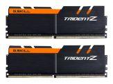 G.Skill TridentZ Series - F4-3200C16D-16GTZKO - DDR4 16 GB: 2 x 8 GB - DIMM 288-PIN - 3200 MHz / PC4-25600 - CL16 - 1.35 V - ungepuffert - nicht-ECC