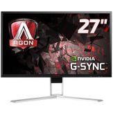 "AOC Gaming AG271QG - LCD-Monitor 69 cm (27"") - 2560 x 1440 - IPS - 350 cd/m² - 1000:1 - 4 ms - HDMI - DisplayPort - Lautsprecher"