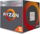 AMD Ryzen 5 2400G - 3.6 GHz - 4 Kerne 8 Threads - 4 MB Cache-Speicher - Socket AM4 - mit Vega-Graphics - Box