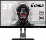 "Iiyama G-MASTER Silver Crow GB2730QSU-B1 LED-Monitor - 68.5 cm (27"") - 2560 x 1440 - TN - 350 cd/m² - 1 ms - HDMI - DVI-D - DisplayPort - Lautsprecher"