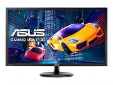 "ASUS VP28UQG - LED-Monitor - 71.1 cm (28"") 3840 x 2160 4K - 300 cd/m² - 1000:1 - 1 ms - 2xHDMI - DisplayPort - Schwarz"
