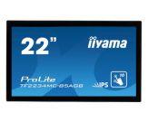 "Iiyama ProLite TF2234MC-B5AGB 55.9 cm (22"") (21.5"" sichtbar) - offener Rahmen - Touchscreen - Full HD - IPS - 350 cd/m² - 8 ms - HDMI - VGA - DP, schw"