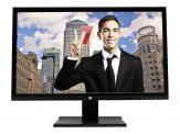 "V7 L23600WHS-9K - LED-Monitor 61 cm (24"") (23.6"" sichtbar) - 1920 x 1080 Full HD (1080p) - 200 cd/m² - 5 ms - HDMI - VGA - Lautsprecher"