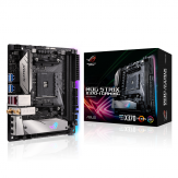 ASUS ROG STRIX X370-I GAMING - Motherboard Mini-ITX - Socket AM4 - AMD X370 - USB 3.1 Gen 1 - Bluetooth - Gb LAN - Wi-Fi - HD Audio (8-Kanal)