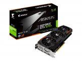 Gigabyte AORUS GeForce GTX 1070Ti 8G Grafikkarten - GF GTX 1070 Ti - 8 GB GDDR5 - PCIe 3.0 x16 - DVI - HDMI - 3 x DisplayPort