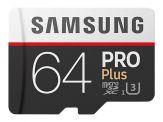 Samsung Pro Plus MB-MD64G - Flash-Speicherkarte (microSDXC-an-SD-Adapter inbegriffen)