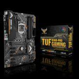 ASUS TUF B360-PRO GAMING - Motherboard ATX - LGA1151 Socket - B360 - USB 3.1 - Gb LAN - Onboard-Grafik (CPU erforderlich) - HD Audio (8-Kanal)