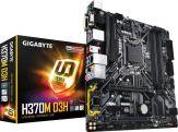 Gigabyte H370M D3H - 1.0 - Motherboard - micro ATX - LGA1151 Socket - H370 - USB 3.1 - Gb LAN - Onboard-Grafik (CPU erforderlich) HD Audio (8-Kanal)