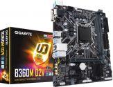Gigabyte B360M D2V - Motherboard - Mikro-ATX - LGA1151 Socket