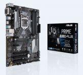 ASUS PRIME B360-PLUS - Motherboard ATX - LGA1151 Socket - B360 - USB 3.1 - Gb LAN - Onboard-Grafik (CPU erforderlich) - HD Audio (8-Kanal)