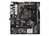 ASRock A320M - Motherboard - micro ATX Socket AM4 - AMD A320 - USB 3.0 - Gigabit LAN - HD Audio (8-Kanal)