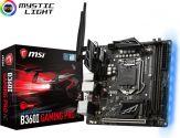 MSI B360I Gaming Pro AC - Motherboard - Mini-ITX - LGA1151 Socket
