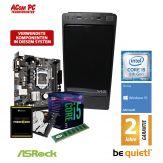 ACom Angebot des Monats Intel Core i5-8400 - Win 10 - 8 GB RAM - 120 GB SSD + 1 TB HD - DVD-Brenner - USB3.0 - 300 Watt
