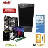 ACom Angebot des Monats Intel Core i7-8700 - Win 10 - 8 GB RAM - 120 GB SSD + 1 TB HD - DVD-Brenner - USB3.0 - 300 Watt