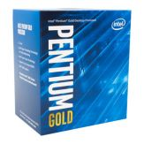 Intel Pentium Gold G5400 (Coffee Lake) - 3.7 GHz - 2 Kerne - 4 Threads - 4 MB Cache-Speicher - LGA1151 Socket - Box