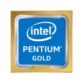 Intel Pentium Gold G5400 (Coffee Lake) - 3.7 GHz - 2 Kerne - 4 Threads - 4 MB Cache-Speicher - LGA1151 Socket - Tray