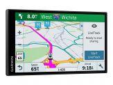 Garmin DriveSmart 61 LMT-D Fixed 6.95Zoll TFT Touchscreen 243g Schwarz Navigationssystem