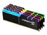 G.Skill TridentZ RGB Series - DDR4 32 GB: 4 x 8 GB - DIMM 288-PIN - 3000 MHz / PC4-24000 - CL15 - 1.35 V - ungepuffert - nicht-ECC