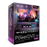 CyberLink PowerDVD Ultra - (v. 18) - Lizenz