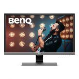 BenQ EL2870U 27.9Zoll 4K Ultra HD TN Grau Flach Computerbildschirm -  LED UHD - HDR - 3840x2160 @ 60 Hz - 300 cd/m² - 1000:1