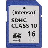 Intenso Class 10 - Flash-Speicherkarte 16 GB - Class 10 - SDHC