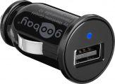 goobay - Netzteil - Pkw / KFZ - 2,4 A - QC 3.0 - Quick Charge - Ausgabeanschlussstellen ( USB )